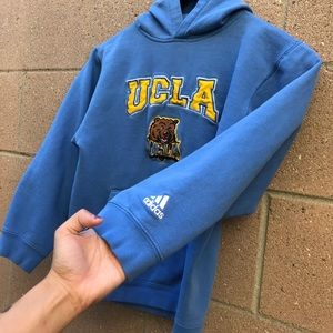 UCLA college Youth Hoodie